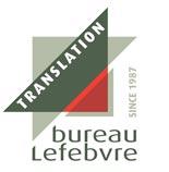 Bureau Lefebvre